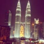 Kuala Lumpur. Miasto bajecznych Petronas Towers.