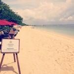 Bali Nusa Dua. Rajska plaża gratis?