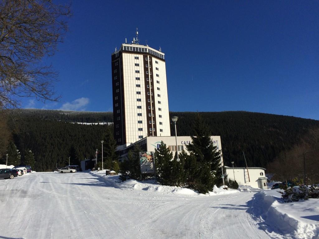 hotel horyzont w pec pod Śnieżką Czechy