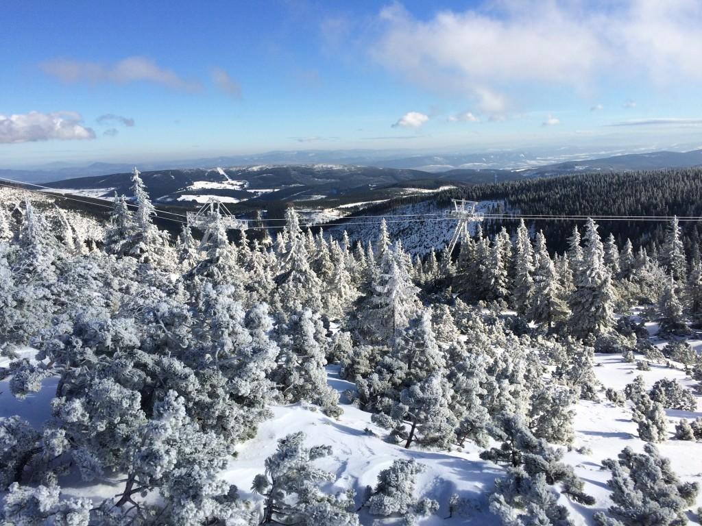 droga-na-sniezke-czechy
