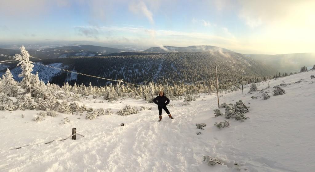 szczyt-sniezka-karkonosze