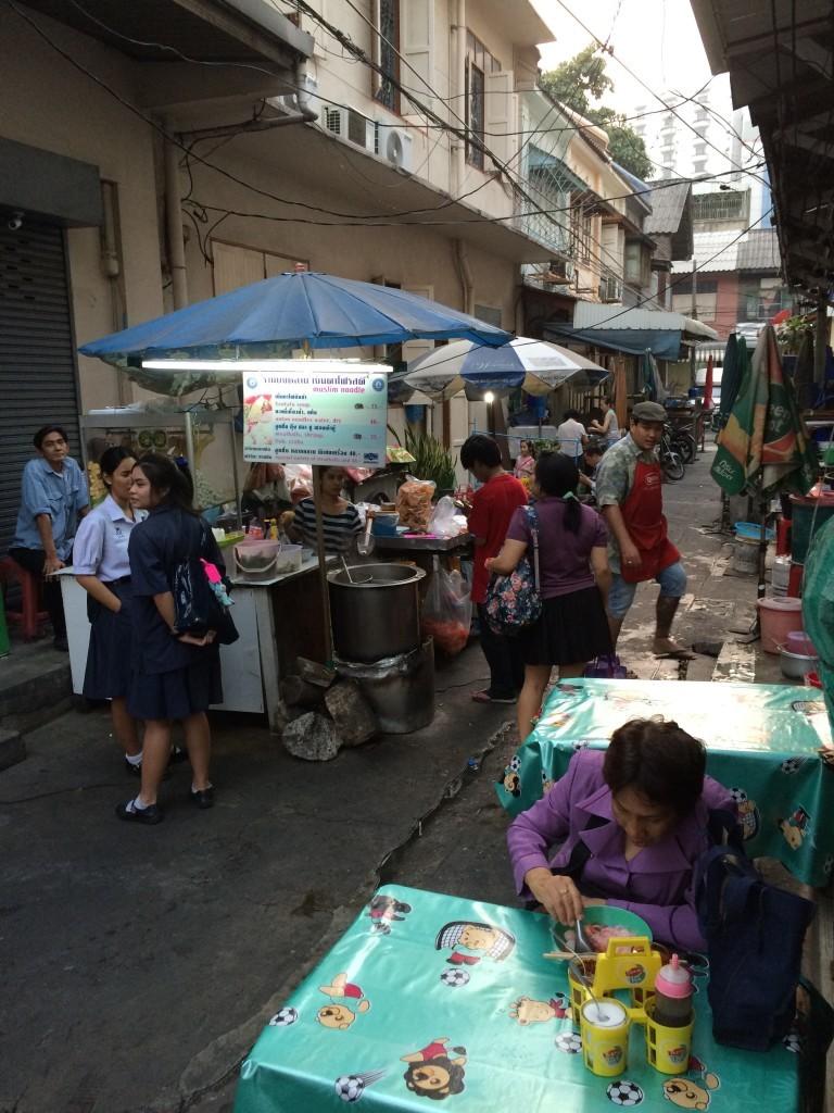 Bangkok Thailand street food