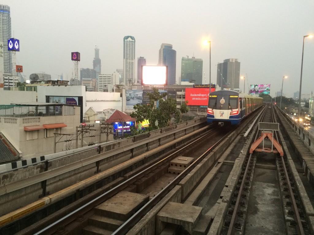 Bangkok Thailand public transport