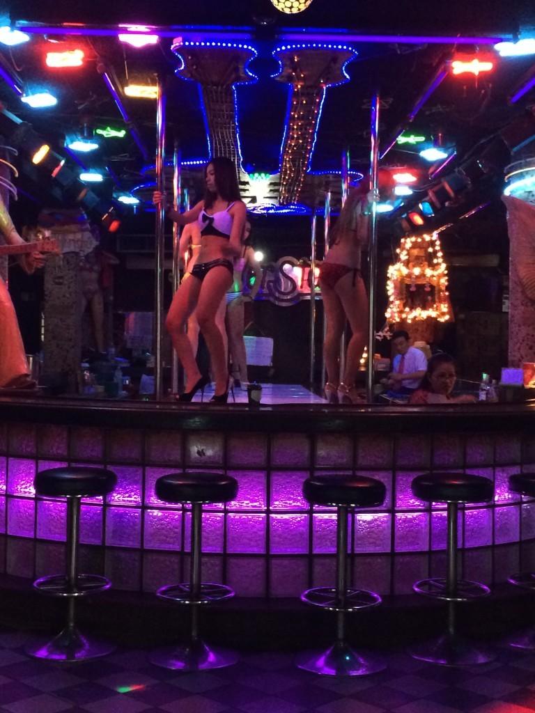Bangkok Thailand Super Pussy Patong