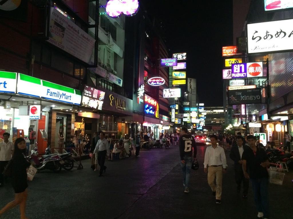 Bangkok Thailand Patong