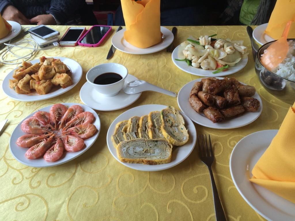Wietnamskie jedzenie