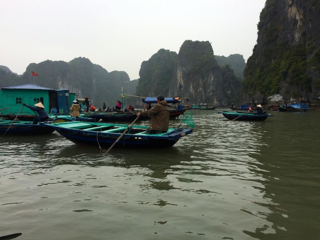 Wietnam Ha Long Bay