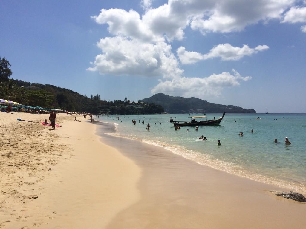Phuket Surin Beach