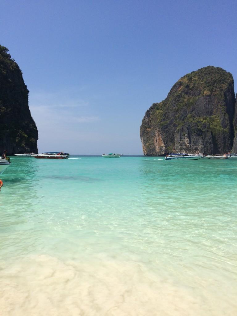 Maya Bay, Phi Phi Island, Thailand