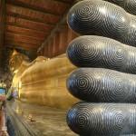 Bangkok. Spotkanie z leżącym Buddą czyli odwiedzenie świątyni Wat Pho