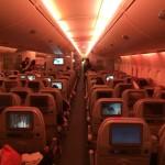 Jak wygląda lot Airbusem A380 Emirates Airlines?