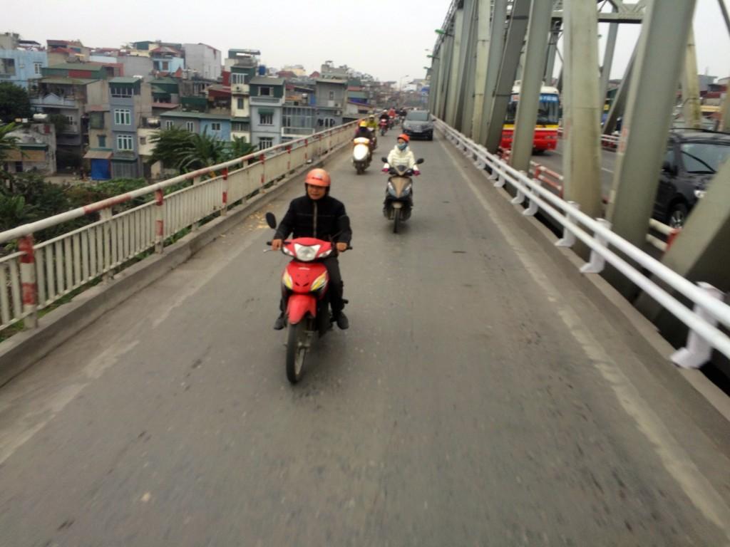 Wietnam drogi