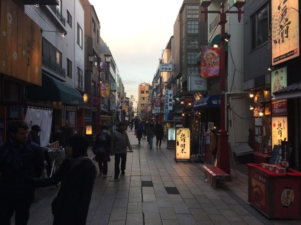 Japonia Tokio Asakusa