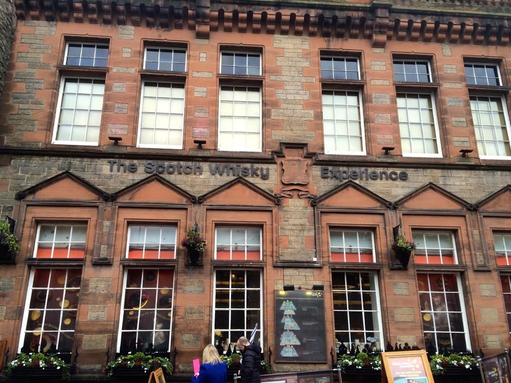 Scotch Whisky Experience, czyli muzeum szkockiej whisky.