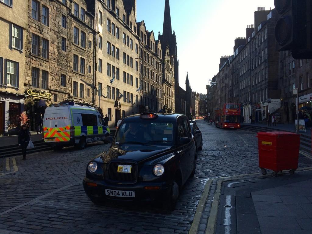 Szkocja Edynburg