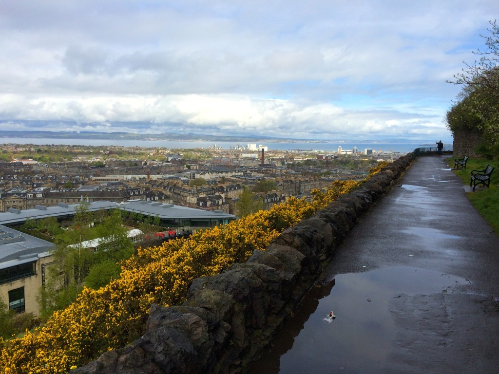 Szkocja Edynburg - Calton Hill