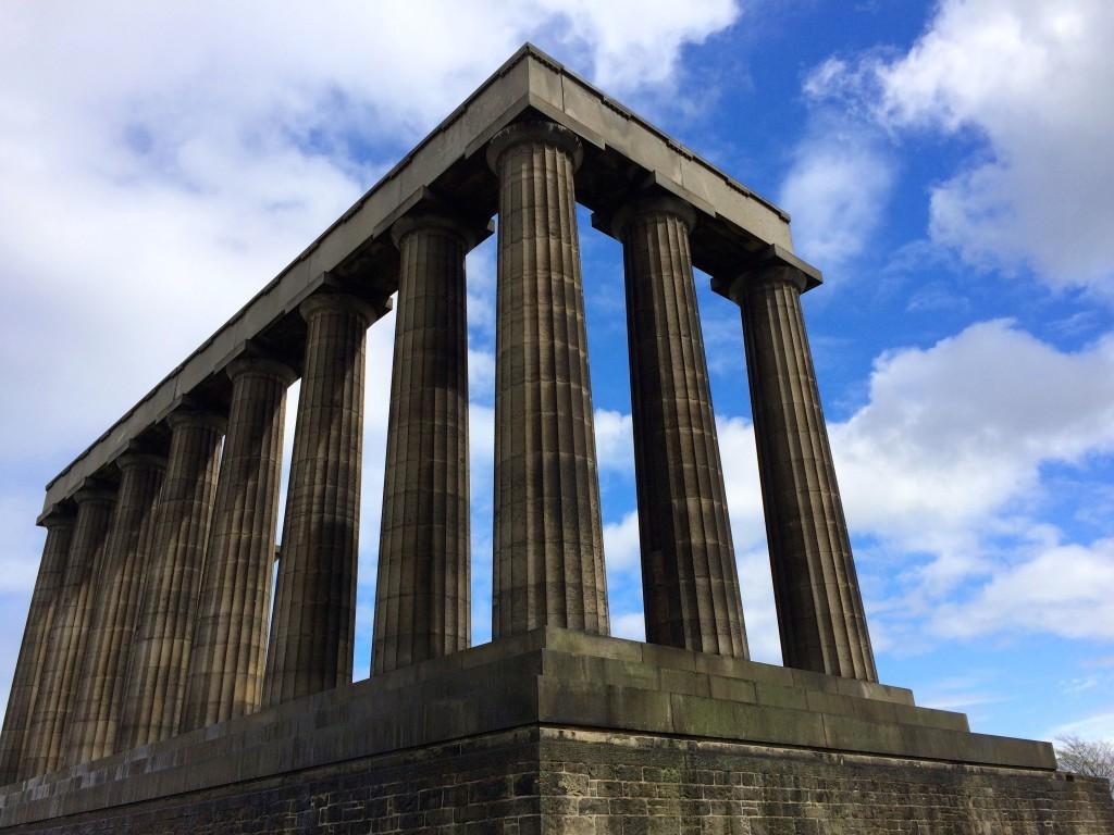 Pomnik Szkotów poległych w wojnach napoleońskich.