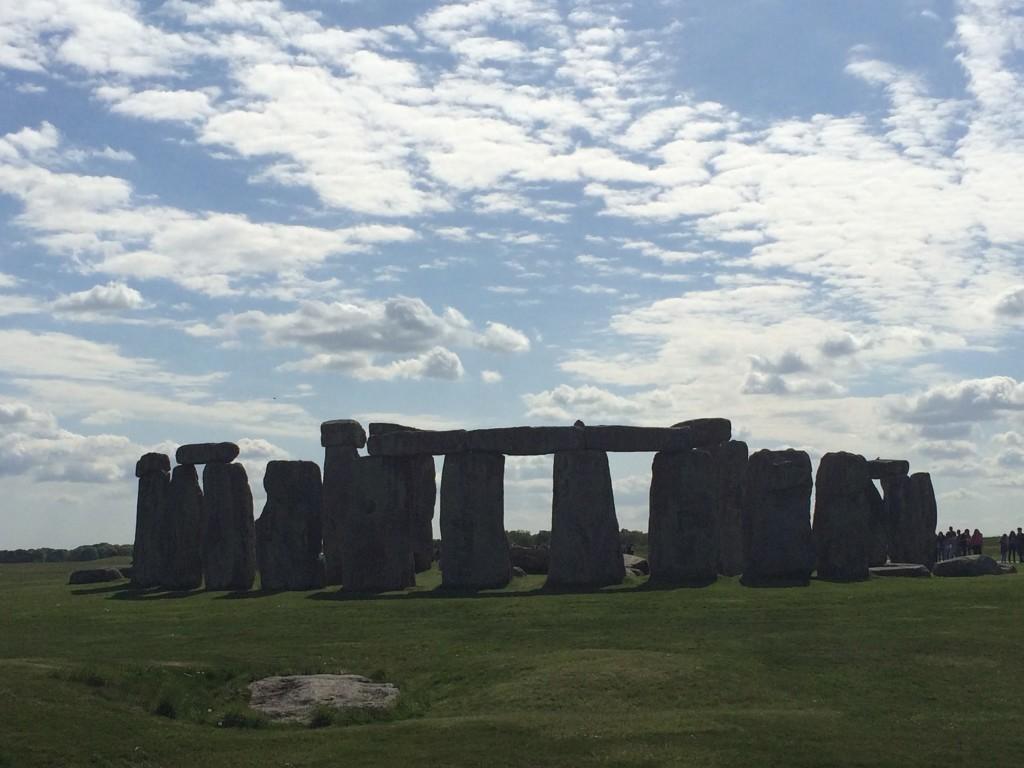 Główne wejście do Kamiennych Kręgów
