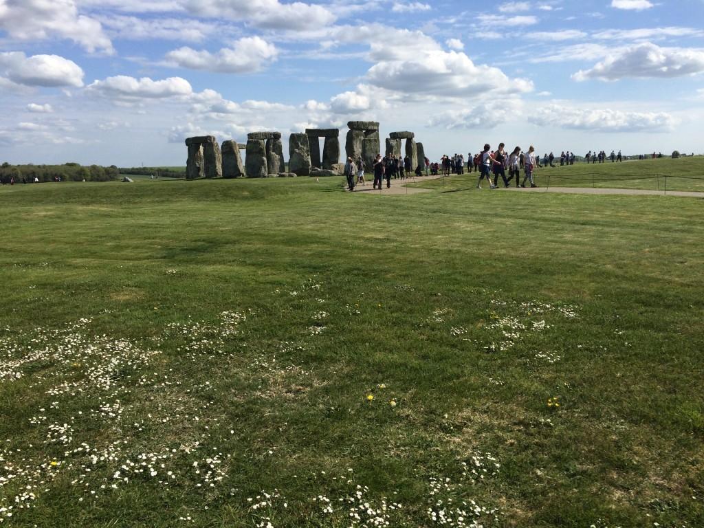 Stonehenge Anglia Salisbury