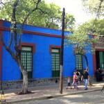 Meksyk – z wizytą u Fridy Kahlo, odwiedziny muzeum w jej Niebieskim Domu