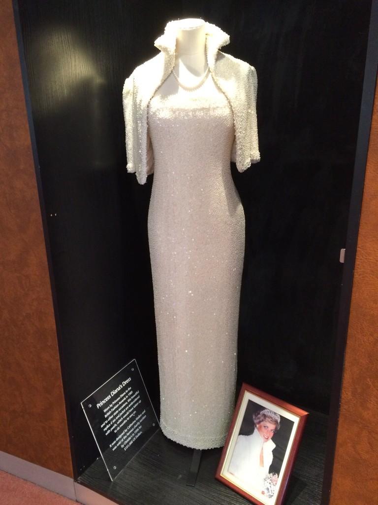 Suknia Księżnej Diany
