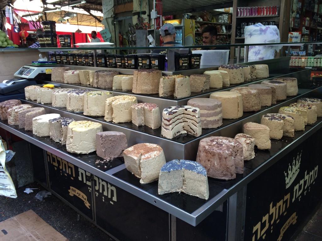 Izrael Tel Awiw Carmel Market