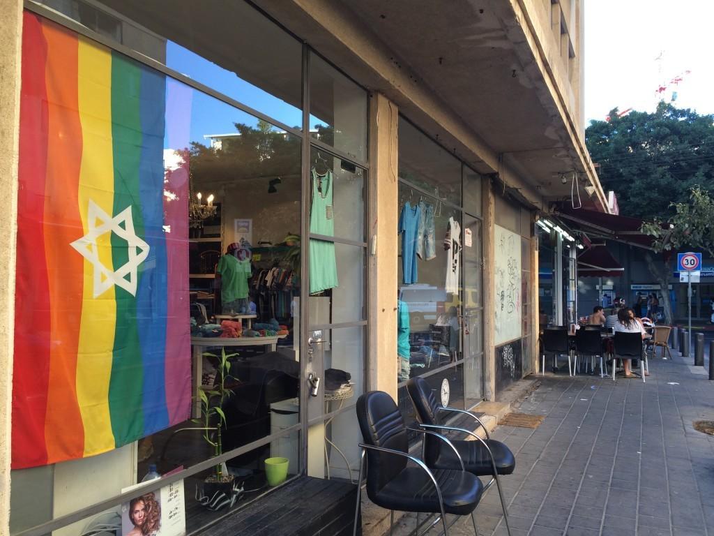 Izrael Tel Awiw Gayfriendly