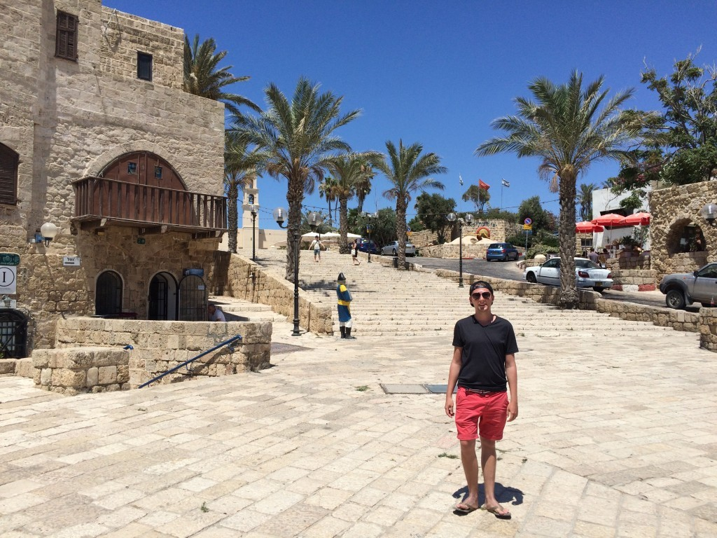 Izrael Tel Awiw Stara Jaffa