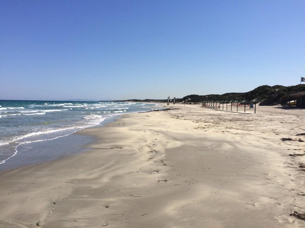 Grecja wyspa Kos plaża Kohilari