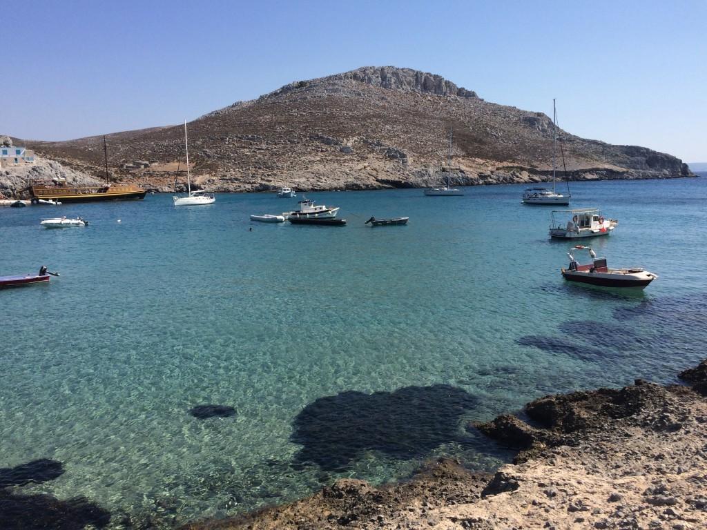 Grecja wyspa Pserimos