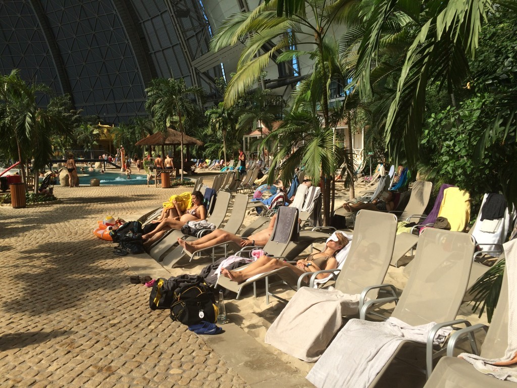 Tropikalna Wyspa pod Berlinem