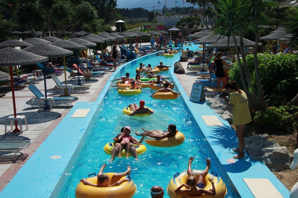 Grecja wyspa Kos - Park wodny Lido