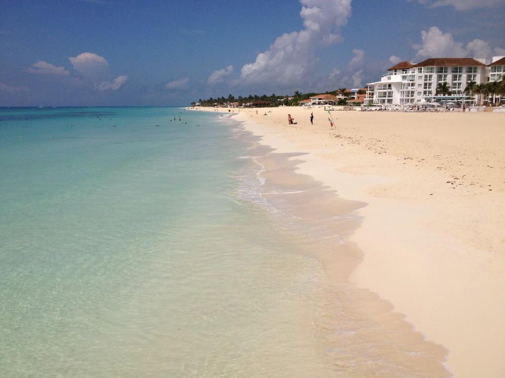 Meksyk Playa del Carmen