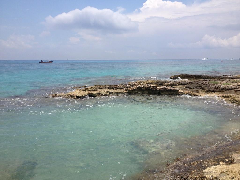 Meksyk wyspa Cozumel