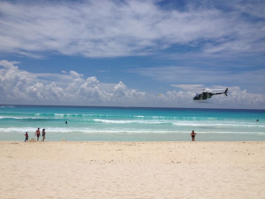 Meksyk Półwysep Jukatan - Cancun