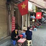 Wietnam Hanoi – kebab z psa i miliony motocyklistów.