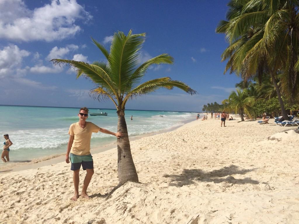 Dominikana Wyspa Saona