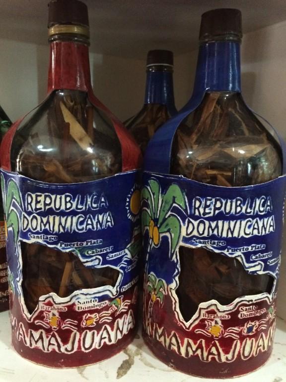 Dominikana Mamajuana