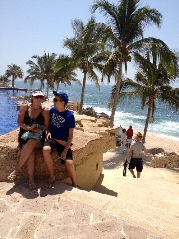 Z moją meksykańską przyjaciółką zwiedziłem cały Meksyk, który od zawsze był na liście moich podróżniczych marzeń.