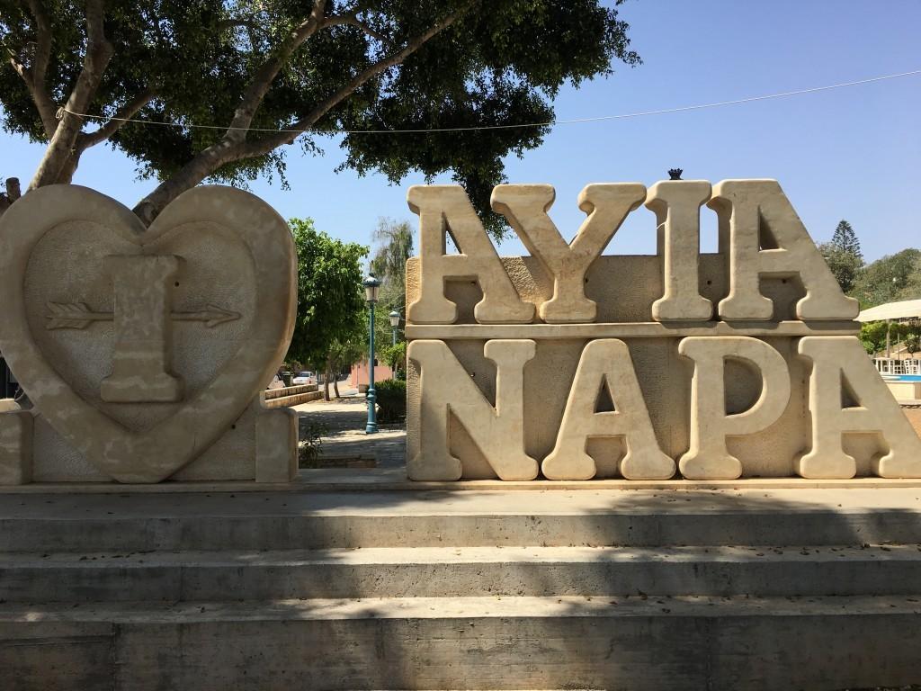 Cypr Ayia Napa