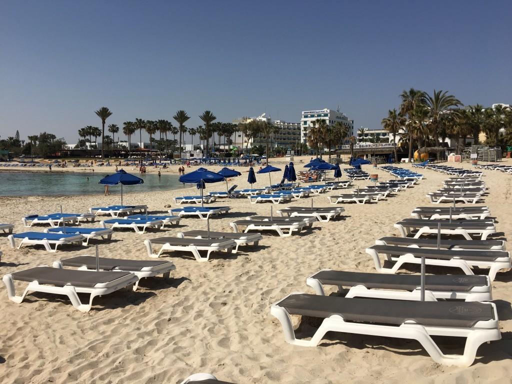Plaża Vathia Gonia