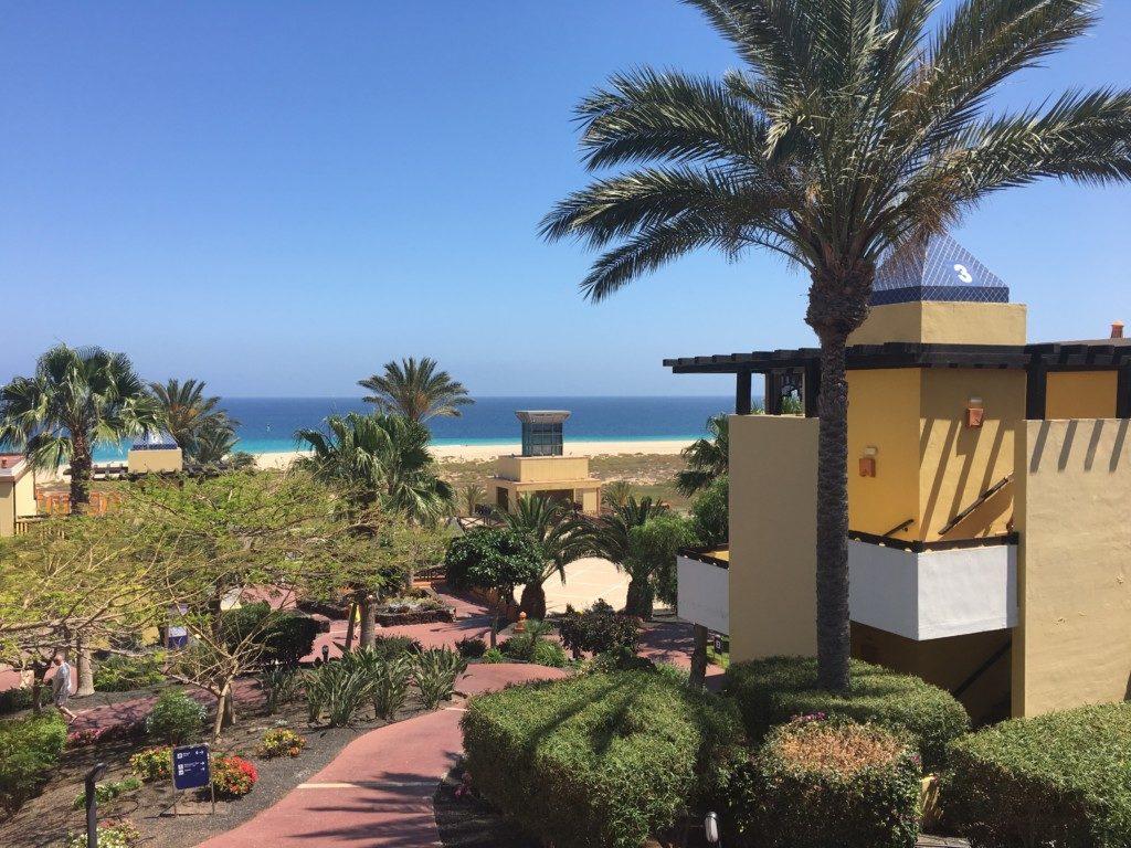Fuerteventura Wyspy Kanaryjskie Hotel Barcelo Jandia Plaja