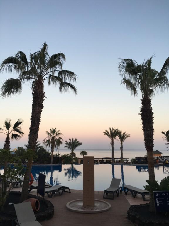 Fuerteventura nazywana jest wyspą słońca, ze względu na przepiękne wschody i zachody słońca.