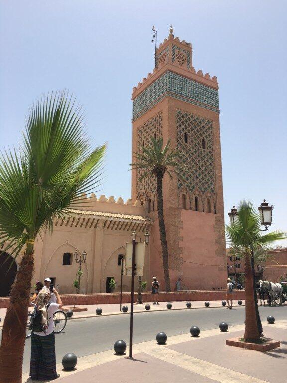 Marrakesz Maroko