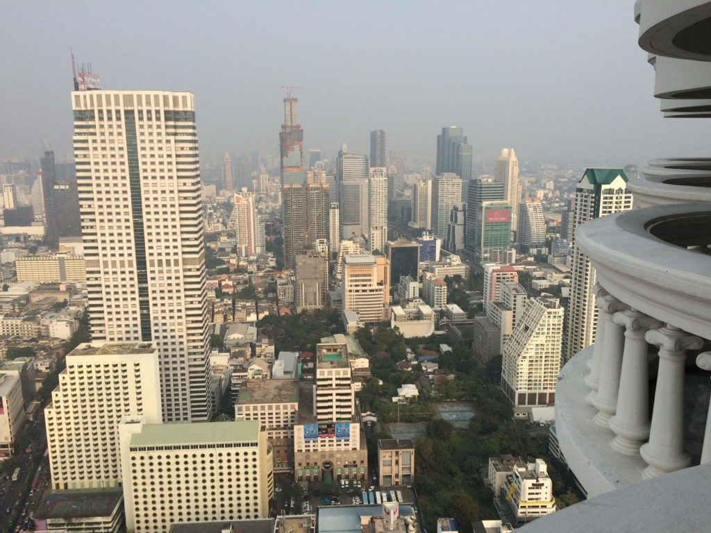 Hotelowe Opinie: Hotel Lebua at State Tower ***** w Bangkoku