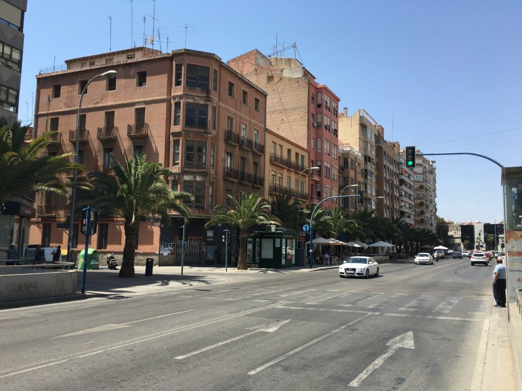 Hiszpania Alicante