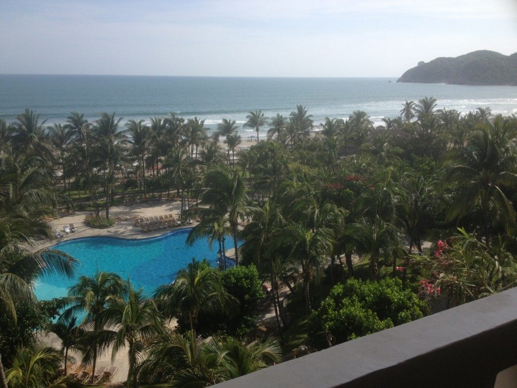 Hotel Fairmont Heritage Place, Acapulco Diamante, Meksyk