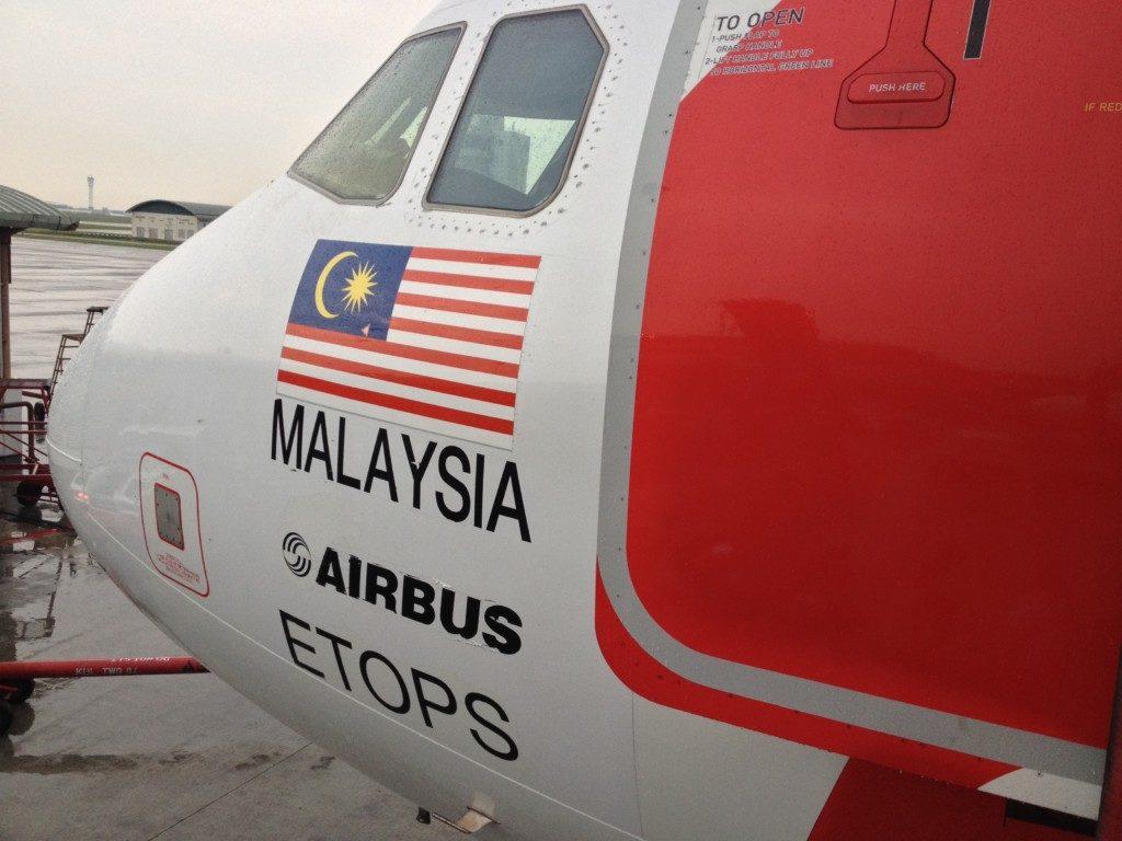 Lot na Bali samolotem Air Asia