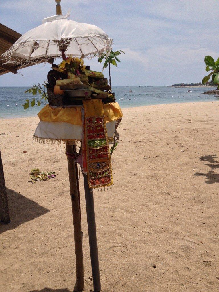 Bali plaża Nusa Dua, Indonezja