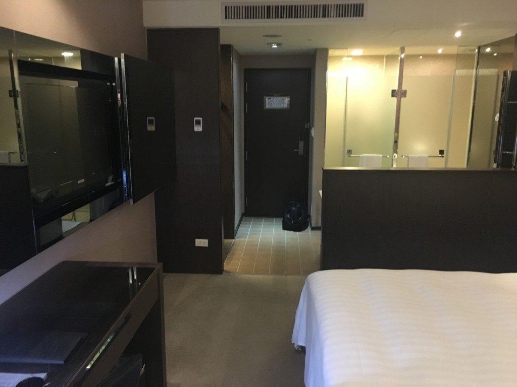 Look Hotel Tajpej opinie zdjęcia